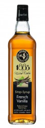 Sirop cocktails Gourmet 1883 French Vanilla 1L