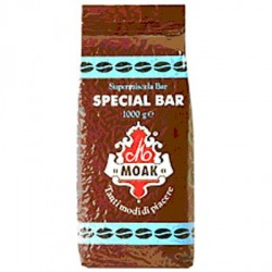Cafea boabe Moak Special Bar 1kg